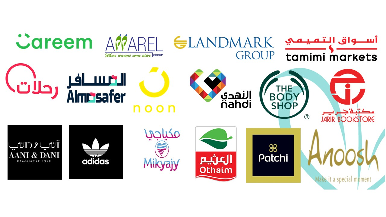 Updated partners logos 2021-Q2